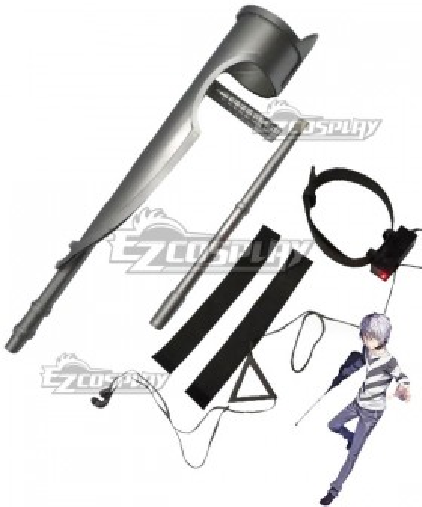 Toaru Majutsu no Index Accelerator Cosplay Weapon Prop
