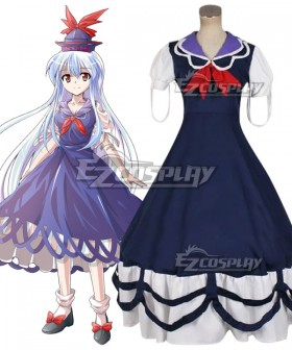Touhou Project Kamishirasawa Keine cosplay costume
