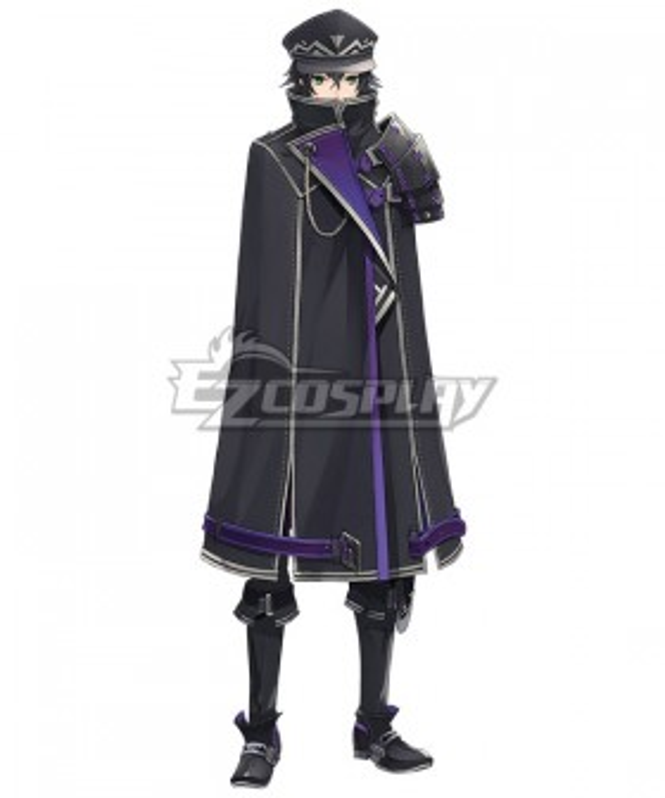 Touken Ranbu Suishinshi Masahide Cosplay Costume