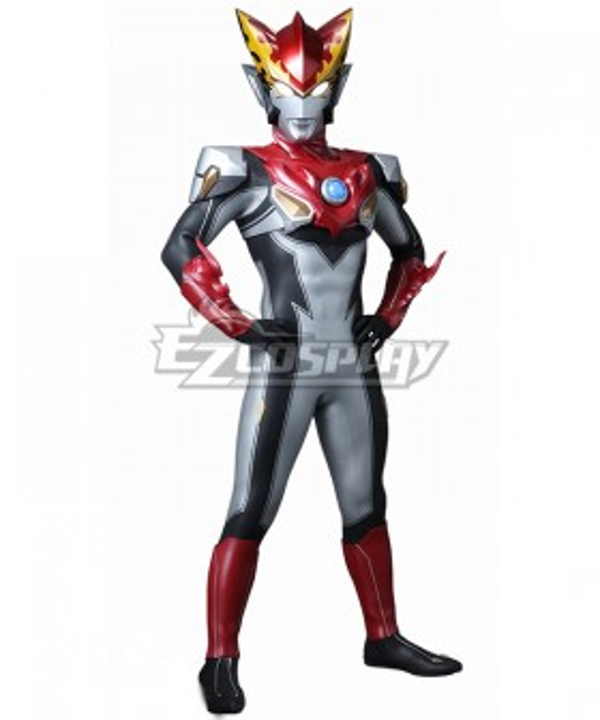 Ultraman Rosso Cosplay Costume