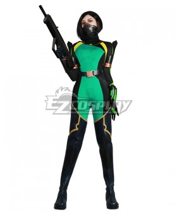 Valorant Viper Halloween Cosplay Costume