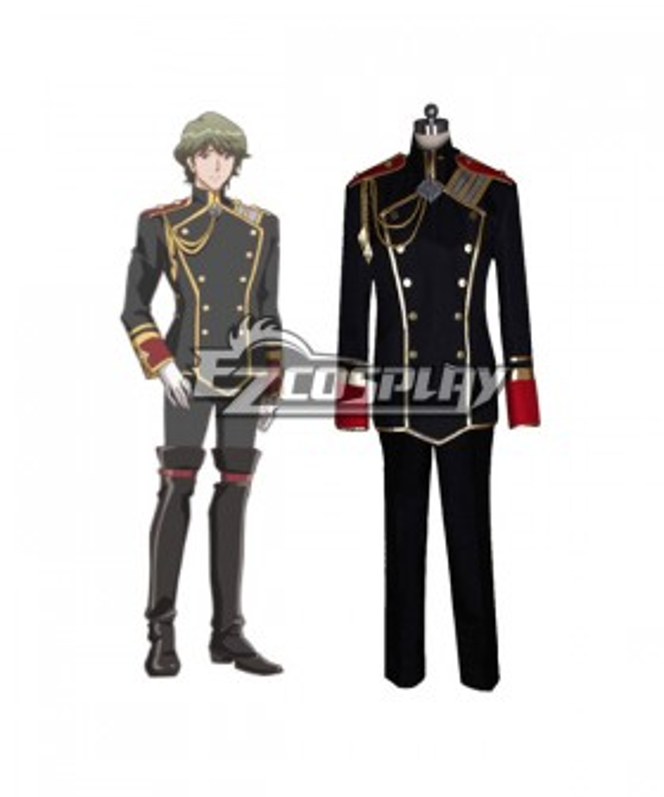 Cute High Earth Defense Club Love! Kinshiro Kusatsu Cosplay Costume