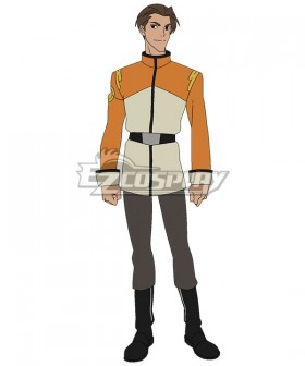 Voltron: Legendary Defender James Griffin Cosplay Costume