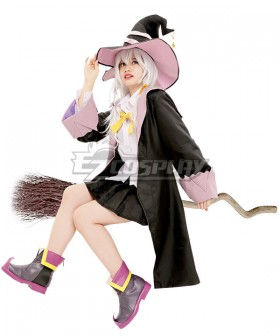 Wandering Witch: The Journey of Elaina Elaina Cosplay Costume