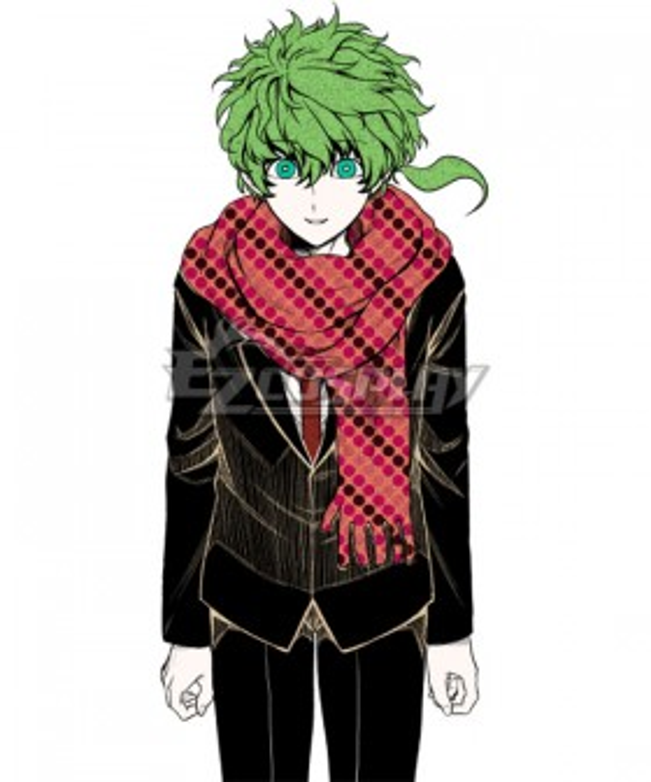Your Turn to Die Sou Hiyori Cosplay Costume
