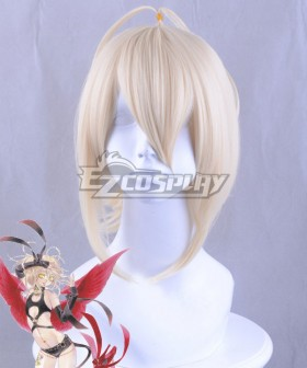 Zone-00 Benio Kisshou Golden Cosplay Wig