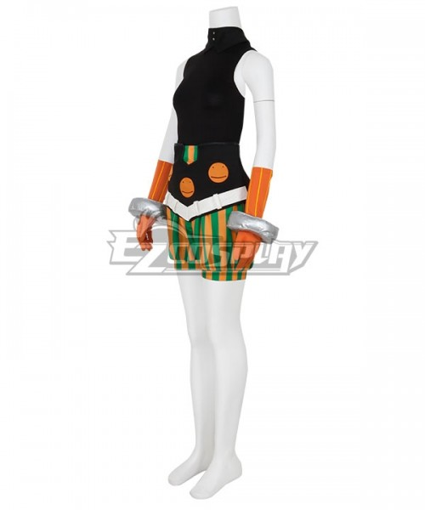 My Hero Academia Emi Fukukado Smile Hero Ms Joke Cosplay Costume