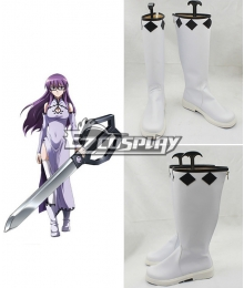 Akame Ga Kill! Night Raid Schere Cosplay Boots