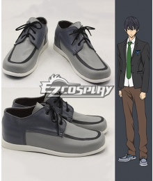 Free! Haruka Nanase school uniform Cosplay Shoes