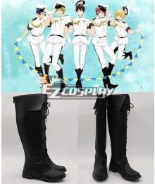 Free! Haruka Nanase uniform Cosplay Shoes