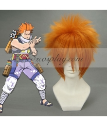 Law of Ueki Kosuke Ueki Brown Cosplay Wig--011B