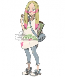 Pokemon Sun and Pokemon Moon Mina Cosplay Costume