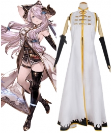 Granblue Fantasy Narmaya Cosplay Costume