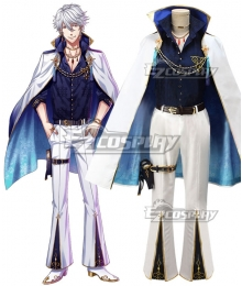 Yume 100 Sleeping Princes & the Kingdom of Dreams Avi Frost Cosplay Costume