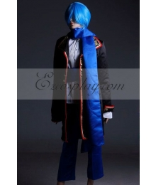 Vocaloid kaito Cosplay Costume-Advanced Custom - B Edition