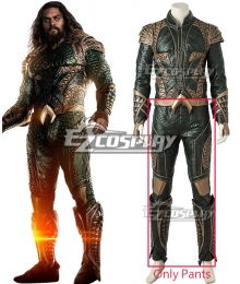 DC Justice League Movie Aquaman Arthur Curry Cosplay Costume - Only Pants