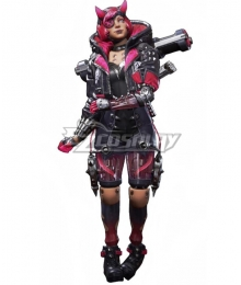 Apex Legends Wattson Cosplay Costume