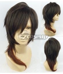 Touken Ranbu Ookurikara Brown Cosplay Wig