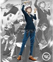 W'z Nirusen=Fumiyuki Cosplay Costume