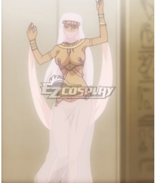 Queen's Blade Amaran Servants Cosplay Costume