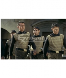Star Trek: Original Series Kor Dahar Master Cosplay Costume