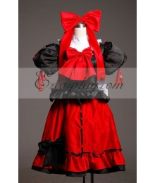 Touhou Project Medicine Melancholy Cosplay Costume-Advanced Custom