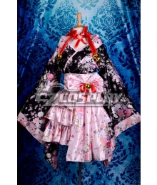 Summer Teto Lolita Dress Cosplay Costume
