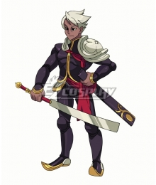 Indivisible Dhar Cosplay Costume