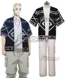 Tokyo Revengers Ken Ryuguji Cosplay Costume D Edition