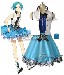 Tsukiuta. Wakaba Yuki Fluna May Cosplay Costume