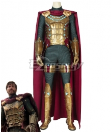 Marvel 2019 Spider-Man: Far From Home Mysterio Quentin Beck SpiderMan Cosplay Costume B Edition