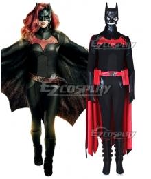DC Batwoman 2019 Kate Kane CW Cosplay Costume