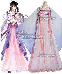 The Grandmaster of Demonic Cultivation Mo Dao Zu Shi Jiang YanliCosplay Costume
