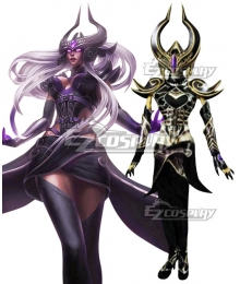 League Of Legends LOL Original Syndra Cosplay Costume
