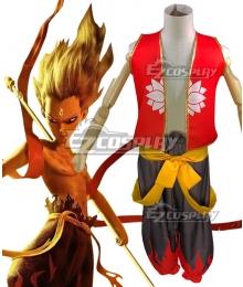 NezhaNe Zha Cosplay Costume