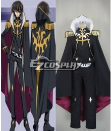 Code Geass Julius Kingsley Cosplay Costume