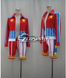 Free! Iwatobi Swim Club Haruka Nanase Cosplay Costume Sport Wear
