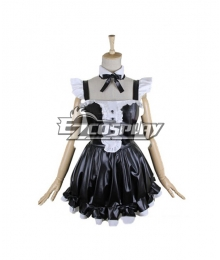 Super Sonico maid maidservan Cosplay Costume