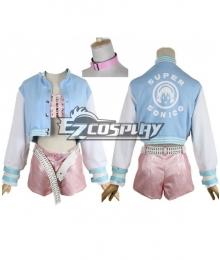 Super Sonico Cosplay Costume - Tiger, Version 2