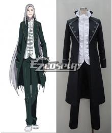 K Anime Cosplay Adolf K Weitzman Cosplay Costume