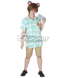 Animal Crossing: New Horizons Tom Nook Cosplay Costume