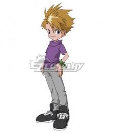 2020 Digimon Adventure Ishida Yamato Cosplay Costume