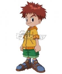 2020 Digimon Adventure Izumi Koshiro Cosplay Costume