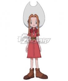 2020 Digimon Adventure Mimi Tachikawa Cosplay Costume