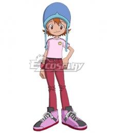 2020 Digimon Adventure Sora Takenouch Cosplay Costume