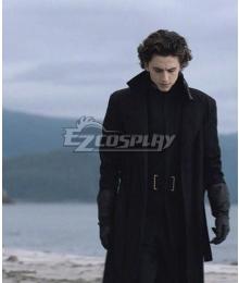 2020 Dune Paul Atreides Black Cosplay Costume