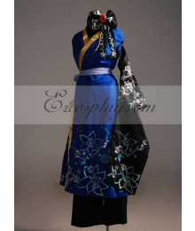 Vocaloid Brake Yuet Kaito Cosplay Costume-Advanced Custom