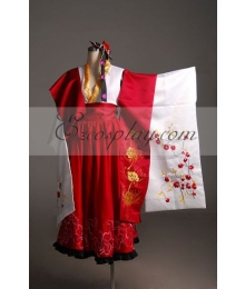 Vocaloid Brake Yuet Kagamine Rin / Len Cosplay Costume-Advanced Custom