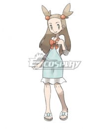 Pokemon Jasmine Cosplay Costume