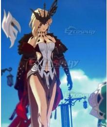 Genshin Impact La Signora Cosplay Costume